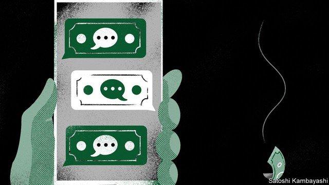 Quy luật bó đũa và mô hình tài chính tích hợp - Liệu các ngân hàng có bị hất khỏi ngôi vua? - Ảnh 1.
