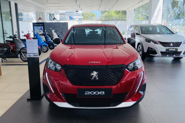 Peugeot 2008 rục rịch tăng giá tại Việt Nam: Bản tiêu chuẩn gần 760 triệu, đắt hơn Kia Seltos và Hyundai Kona full option - Ảnh 1.