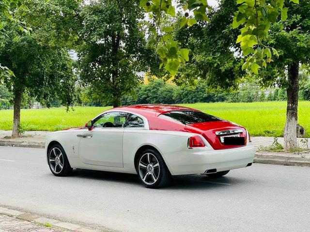 Mới chạy 10.000km, đại gia Việt rao bán Rolls-Royce Wraith rẻ hơn cả chục tỷ giá mua mới chính hãng - Ảnh 2.