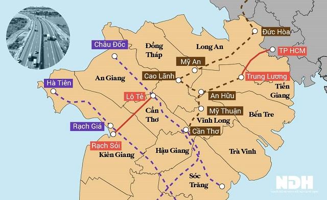 BĐS tuần qua: Cá nhân được nhận thế chấp sổ đỏ, Hòa Phát nghiên cứu khu đô thị thứ 3 tại Cần Thơ - Ảnh 3.