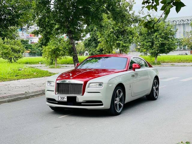 Mới chạy 10.000km, đại gia Việt rao bán Rolls-Royce Wraith rẻ hơn cả chục tỷ giá mua mới chính hãng - Ảnh 7.