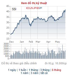 Những cổ phiếu tăng bằng lần trong tháng 5: Quán quân thuộc về cổ phiếu tăng gấp 9 lần trong tháng - Ảnh 10.