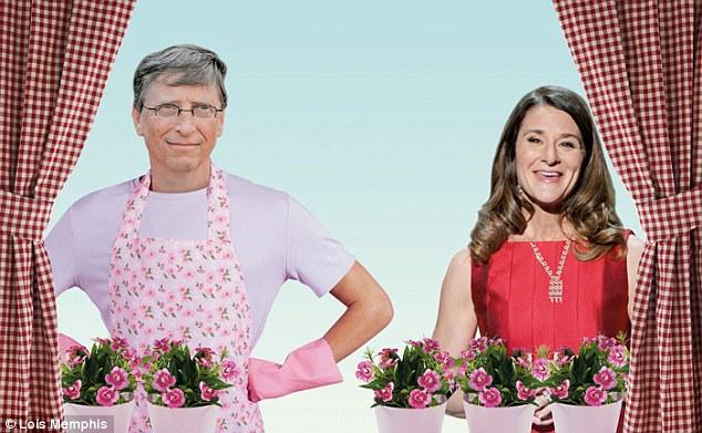 Góc khuất không ngờ phía sau cuộc hôn nhân tưởng như màu hồng của Bill Gates: Làm gì có ông chồng nào tự nhiên lại đi... rửa bát, đặc biệt là tỷ phú? - Ảnh 2.