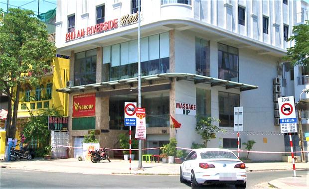 Đà Nẵng: Nữ nhân viên khu vực massage khách sạn Phú An dương tính lần 1 với SARS-CoV-2, khẩn trương truy vết người tiếp xúc - Ảnh 1.