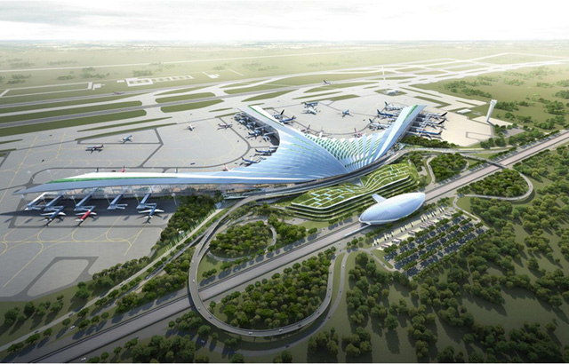 Quy hoạch sân bay và câu chuyện cái túi tiền - Ảnh 1.