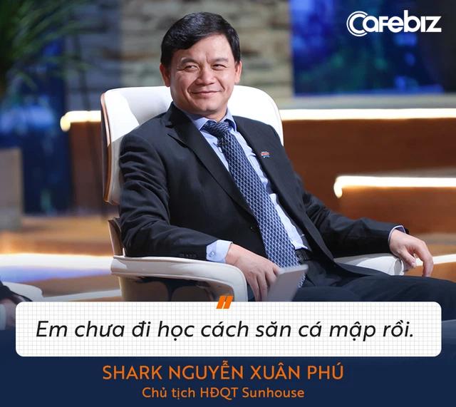 Thuật đàm phán nhìn từ màn gọi vốn của Coolmate: Cục diện thay đổi sau 1 câu 'khích tướng' của Shark Phú, Founder quyết không nhường cá mập dù chỉ 0,5% cổ phần - Ảnh 5.