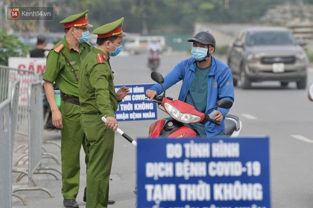 Nóng: Phong toả Bệnh viện K cơ sở Tân Triều, tạm dừng tiếp nhận bệnh nhân - Ảnh 2.