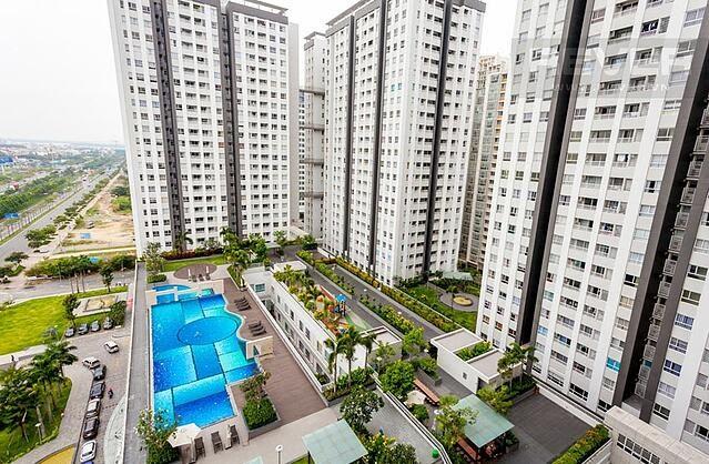 """Nghịch lý giá nhà cao, giá thuê bèo bọt khiến giới đầu tư cho thuê căn hộ """"méo mặt"""" - Ảnh 2."""