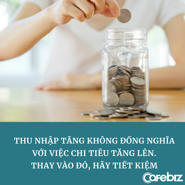 Bài học tiền bạc quan trọng mà không trường lớp nào dạy bạn: Một xu tiết kiệm là một xu kiếm được! - Ảnh 1.