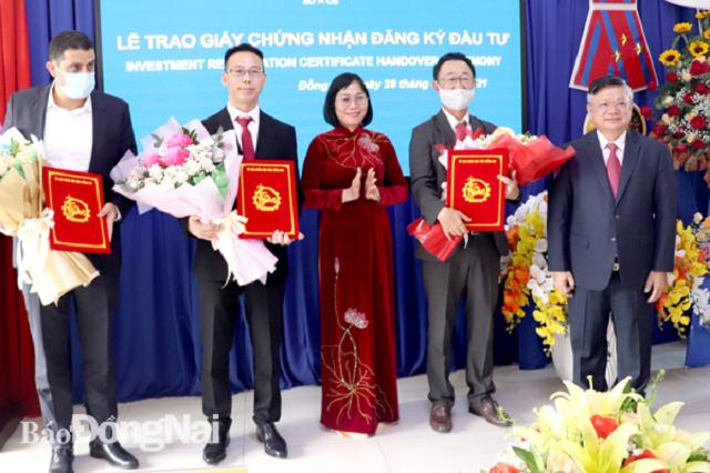 Doanh nghiệp FDI đua nhau tăng vốn đầu tư tại Đồng Nai - Ảnh 1.