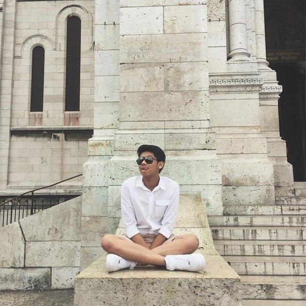 Hiếu Nguyễn - thiếu gia nghìn tỷ của gia đình Johnathan Hạnh Nguyễn: Từng thử sức làm nhân viên bán hàng tại công ty bố, kín đáo đời tư và cuộc sống sang chảnh như ông hoàng - Ảnh 3.