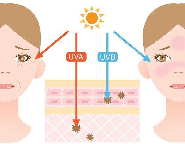 Nắng nóng gay gắt, chỉ số tia cực tím ở mức rất cao nguy hiểm cho sức khoẻ con người mức nào? - Ảnh 3.
