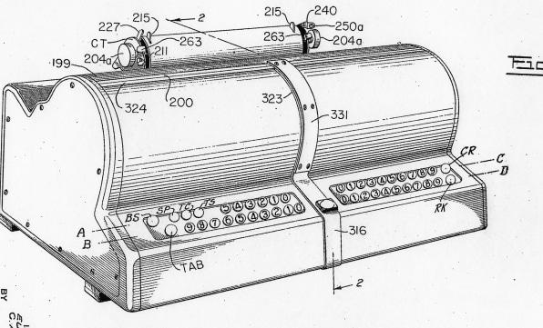 Cách cỗ máy đánh chữ 5.400 ký tự của IBM bị chinh phục bởi một người phụ nữ - Ảnh 3.
