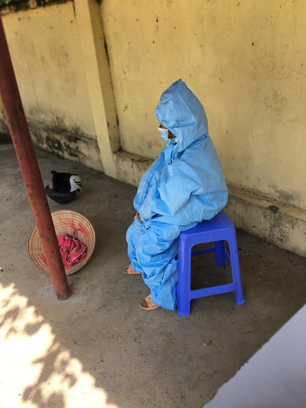 Quốc tế thiếu nhi, rơi nước mắt hình ảnh những em bé ở khu cách ly - Ảnh 7.