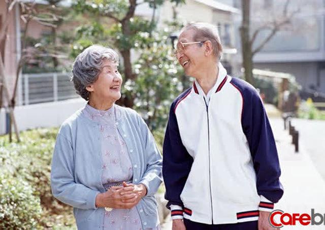 Chịu áp lực lớn nhưng tuổi thọ cao nhất thế giới, bí quyết giản dị không hào nhoáng của người Nhật - Ảnh 3.