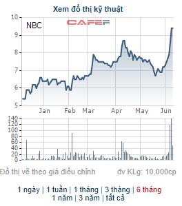 Cổ phiếu ngành than dậy sóng - Ảnh 2.