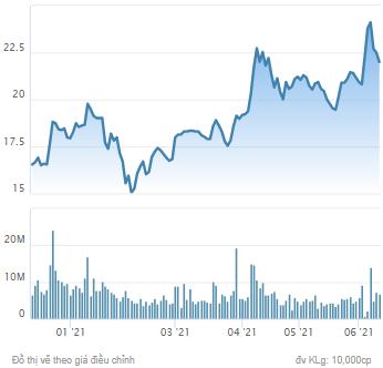 Cổ phiếu chạm đỉnh lịch sử, Dragon Capital chớp thời cơ thoái vốn tại Gelex - Ảnh 1.