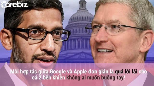 Bữa tối tỷ USD tại một nhà hàng Việt Nam của Tim Cook và Sundar Pichai: 2 ông lớn bắt tay thống trị Internet toàn thế giới, tạo liên minh không ai có thể lật đổ - Ảnh 2.