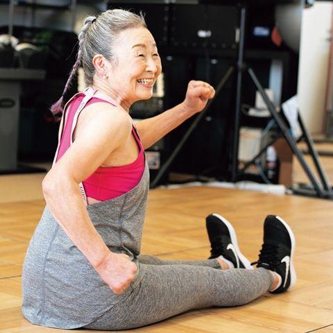Cụ bà Nhật Bản 90 tuổi nhưng làn da vẫn căng bóng, cơ thể dẻo dai như thiếu nữ: Bí quyết trẻ lâu, sống thọ đến từ 4 kiểu ăn uống đơn giản - Ảnh 3.