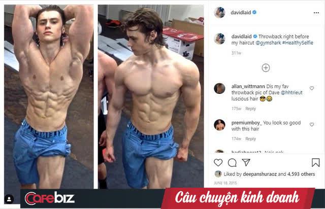 """Chiến lược marketing """"điên rồ"""" của Gymshark: Khuyến khích thanh thiếu niên sử dụng Steroid để giảm 10 năm tập luyện - Ảnh 1."""