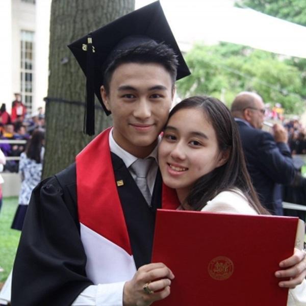 Tiểu thư út nhà trùm sòng bạc Macau khiến cả Cbiz choáng vì thành tích học tập khủng, bảo sao bố mẹ yêu chiều từng tí - Ảnh 5.
