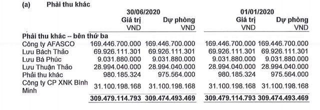 Vốn hóa Việt An giảm 30% khi lãnh đạo bị bắt tạm giam - Ảnh 2.