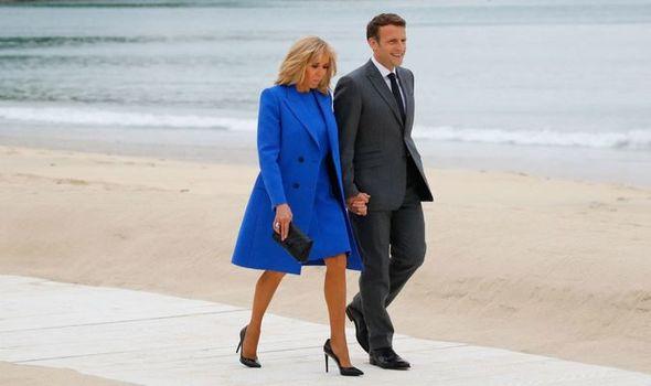 Không phải Công nương Kate, Đệ nhất phu nhân Pháp mới là người chiếm spotlight với vẻ ngoài hoàn hảo cùng một chi tiết đáng ghen tỵ - Ảnh 4.
