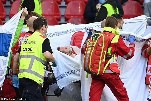 Dù đã tỉnh lại, Eriksen nhiều khả năng sẽ phải giải nghệ sau cú đột quỵ kinh hoàng tại Euro 2020 - Ảnh 5.