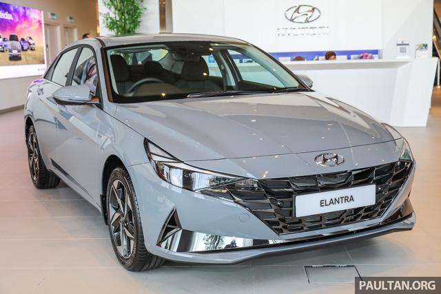 Loạt sedan hạng C đáng mua sắp ra mắt tại Việt Nam: Lột xác như xe hạng D, đa số mở bán cuối năm nay - Ảnh 5.