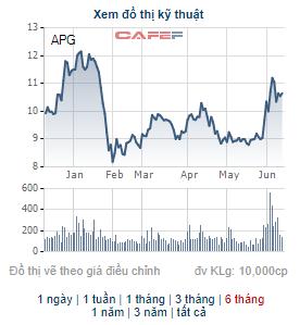 Chứng khoán APG tăng vốn gấp hơn 2 lần, bổ sung nguồn cho tự doanh và cho vay margin - Ảnh 1.