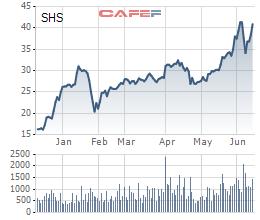Chứng khoán SHS muốn chào báo gần 104 triệu cổ phiếu cho cổ đông với mức giá 13.500 đồng/cp - Ảnh 2.
