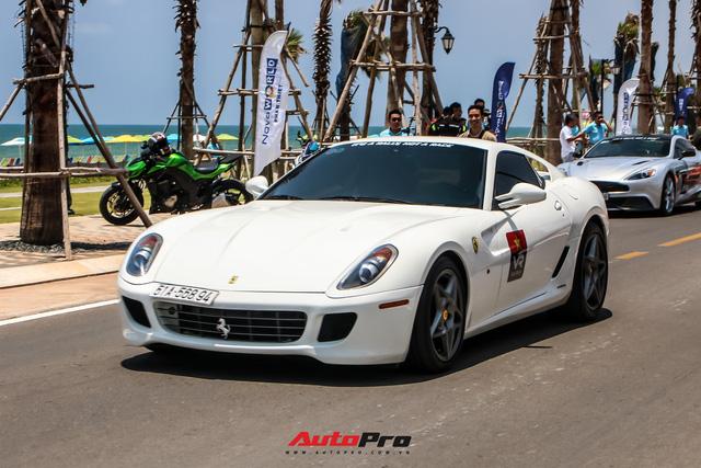 Ferrari 599 GTB thứ 2 Việt Nam lộ diện với biển số đẹp, đại gia sở hữu có cả bộ sưu tập siêu xe nổi tiếng tại Hải Phòng - Ảnh 1.