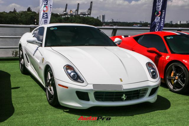 Ferrari 599 GTB thứ 2 Việt Nam lộ diện với biển số đẹp, đại gia sở hữu có cả bộ sưu tập siêu xe nổi tiếng tại Hải Phòng - Ảnh 2.