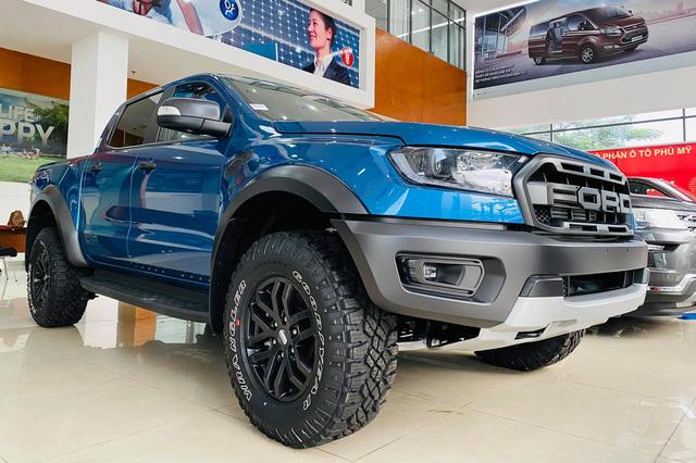Lộ diện 5 phiên bản Ford Ranger lắp ráp tại Việt Nam: Linh kiện như xe nhập Thái Lan, giá giảm mạnh hơn, càng làm khó Toyota Hilux - Ảnh 5.