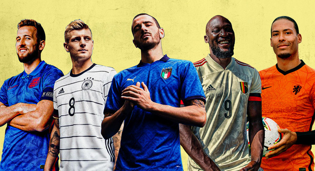 Cuộc chiến của những thương hiệu kỳ phùng địch thủ tại EURO 2020 - Ảnh 4.