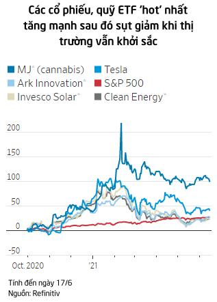 Giống thời kỳ dot-com, Tesla cùng những cổ phiếu bong bóng khác đang bắt đầu xì hơi - Ảnh 1.