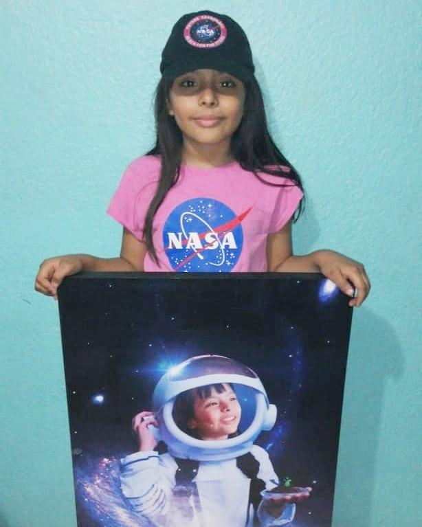 Sở hữu IQ vô cực,  cô bé Einstein nhí của Mexico khiến thế giới ngỡ ngàng về trí tuệ phi phàm dù mới 9 tuổi - Ảnh 4.