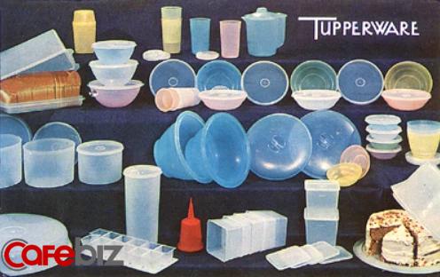 Tupperware: Thành đế chế tỷ 'đô' nhờ mượn phòng khách của mọi người, nổi tiếng nhưng mấy chục năm sau mới mở store - Ảnh 1.