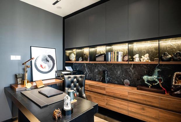 Căn hộ đập thông 140m2 thiết kế nội thất hiện đại, ấm cúng và hợp phong thủy: KTS khuyên cần chú ý điều này khi tân trang lại nội thất, nhà cửa - Ảnh 7.