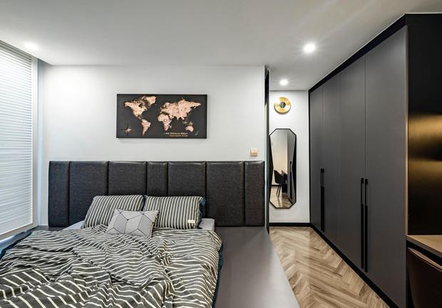 Căn hộ đập thông 140m2 thiết kế nội thất hiện đại, ấm cúng và hợp phong thủy: KTS khuyên cần chú ý điều này khi tân trang lại nội thất, nhà cửa - Ảnh 12.