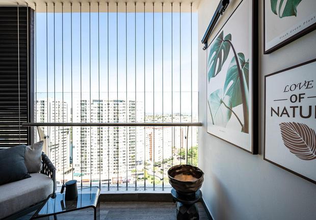 Căn hộ đập thông 140m2 thiết kế nội thất hiện đại, ấm cúng và hợp phong thủy: KTS khuyên cần chú ý điều này khi tân trang lại nội thất, nhà cửa - Ảnh 15.