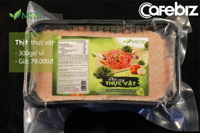 """Founder thịt thực vật Vmeat: Chúng tôi """"educate"""" thị trường bằng digital marketing và… các Shark - Ảnh 2."""