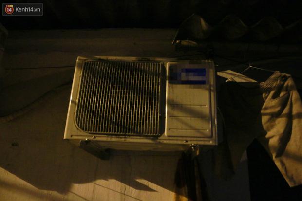 Nóng bủa vây cả đêm ở xóm chạy thận Hà Nội: Cả căn phòng cứ như cái lò nung, mỗi ngày chỉ ngủ được 2-3 tiếng - Ảnh 14.