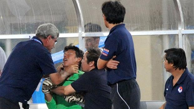 Tấn Trường cùng vết sẹo về ký ức SEA Games 2009 - Ảnh 3.