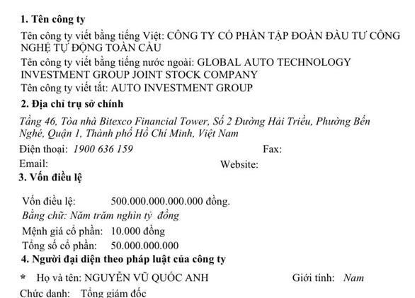 Ngỡ ngàng đại gia góp vốn 500.076 tỷ đồng ở nhà... cấp 4 - Ảnh 1.