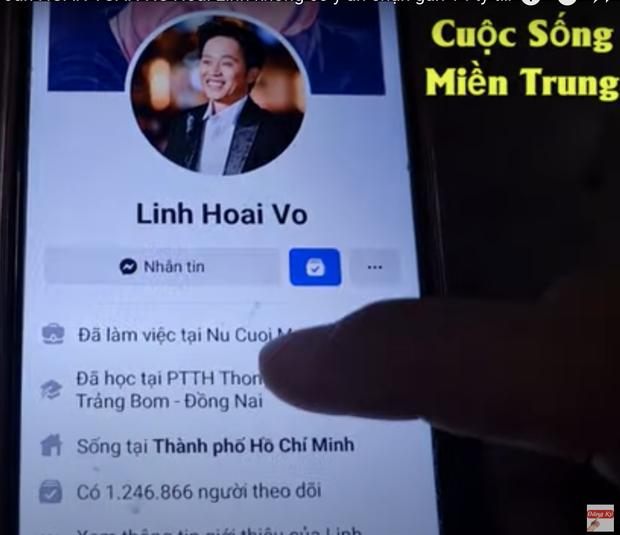 Một người dân miền Trung đã nhắn tin với NS Hoài Linh suốt 10 năm qua hé lộ nhiều thông tin làm rõ đáng chú ý sau câu chuyện từ thiện - Ảnh 4.