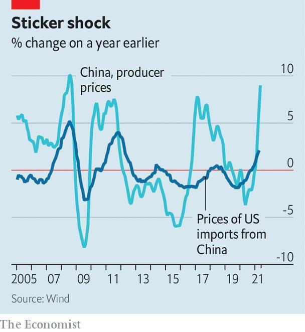 Có đúng là Trung Quốc đang xuất khẩu lạm phát ra toàn thế giới? - Ảnh 1.
