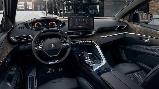 Peugeot 3008 và 5008 xả kho chờ bản mới: Giảm đến 150 triệu đồng, 5008 rẻ ngỡ ngàng so với Santa Fe - Ảnh 8.