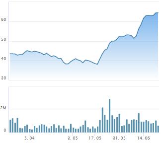Hodeco (HDC) sắp phát hành hơn 3,3 triệu cổ phiếu ESOP với giá chỉ bằng 1/6 thị giá hiện tại - Ảnh 1.