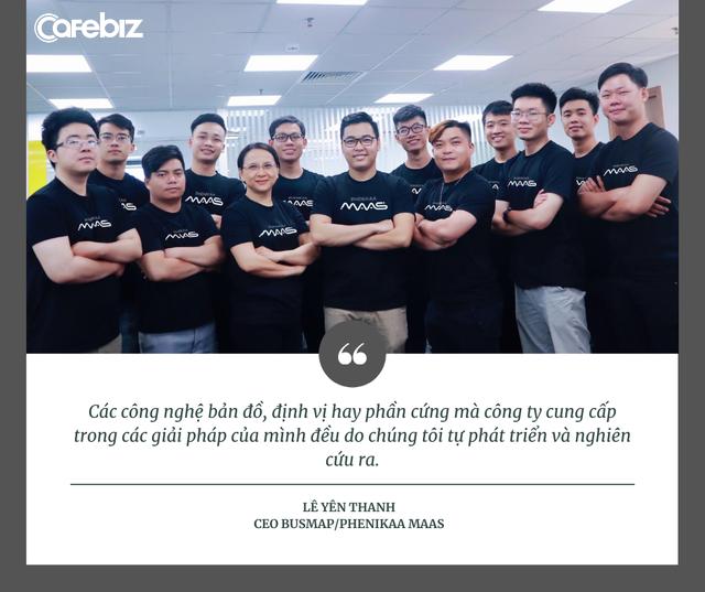 CEO BusMap: Bỏ việc ở Google về Việt Nam startup, được Phenikaa đầu tư 1,5 triệu USD chỉ sau 3 lần gặp, xây bản đồ Covid-19 miễn phí cho Đà Nẵng & Hải Dương - Ảnh 1.